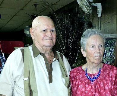 Henry Ondrey Jr. and Lillie Mae Strasnicky- Ondrey