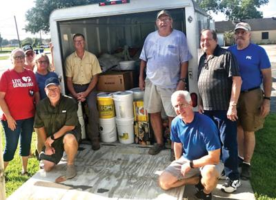 Fort Bend helps Louisiana hurricane victims
