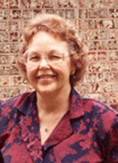 Joy Blanche Thames Sanders