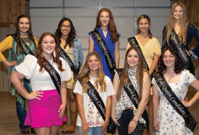 Meet the Fair Queen candidates