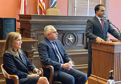 County judges recognizes mental health leaders