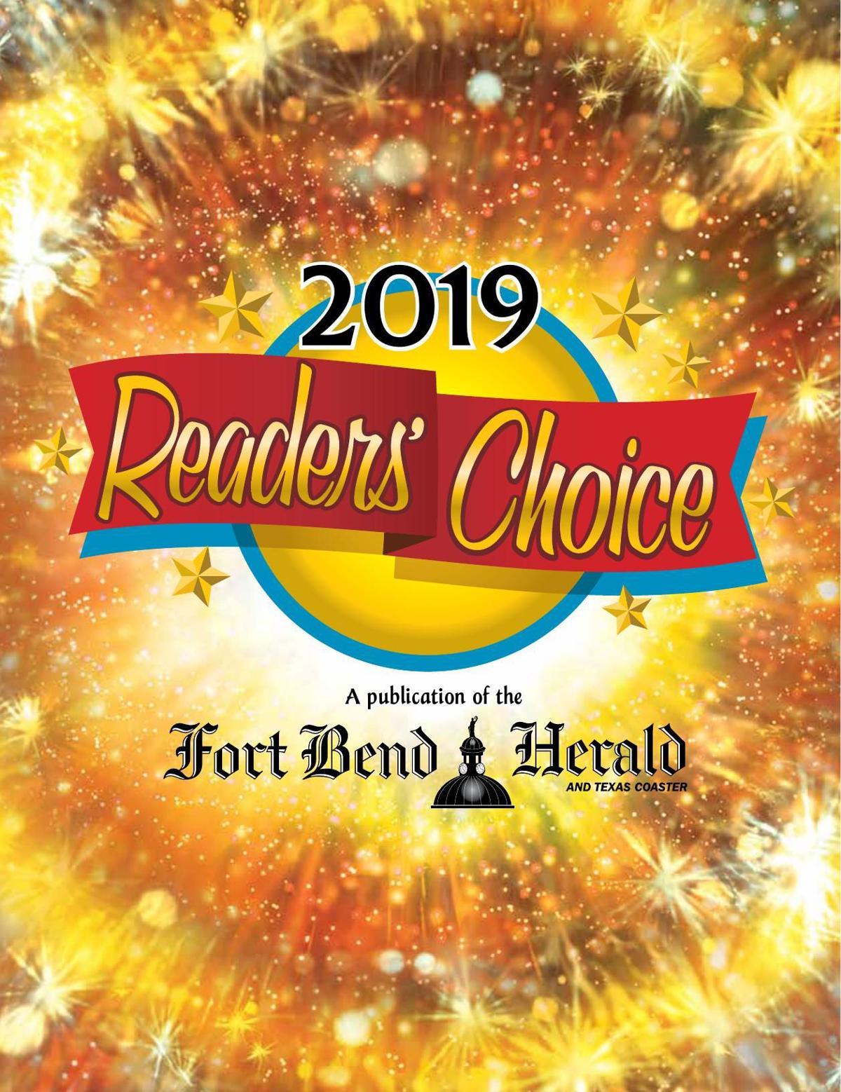 2019 Reader's Choice