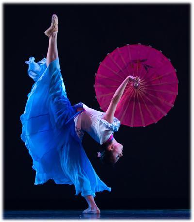 Dance of Asian American