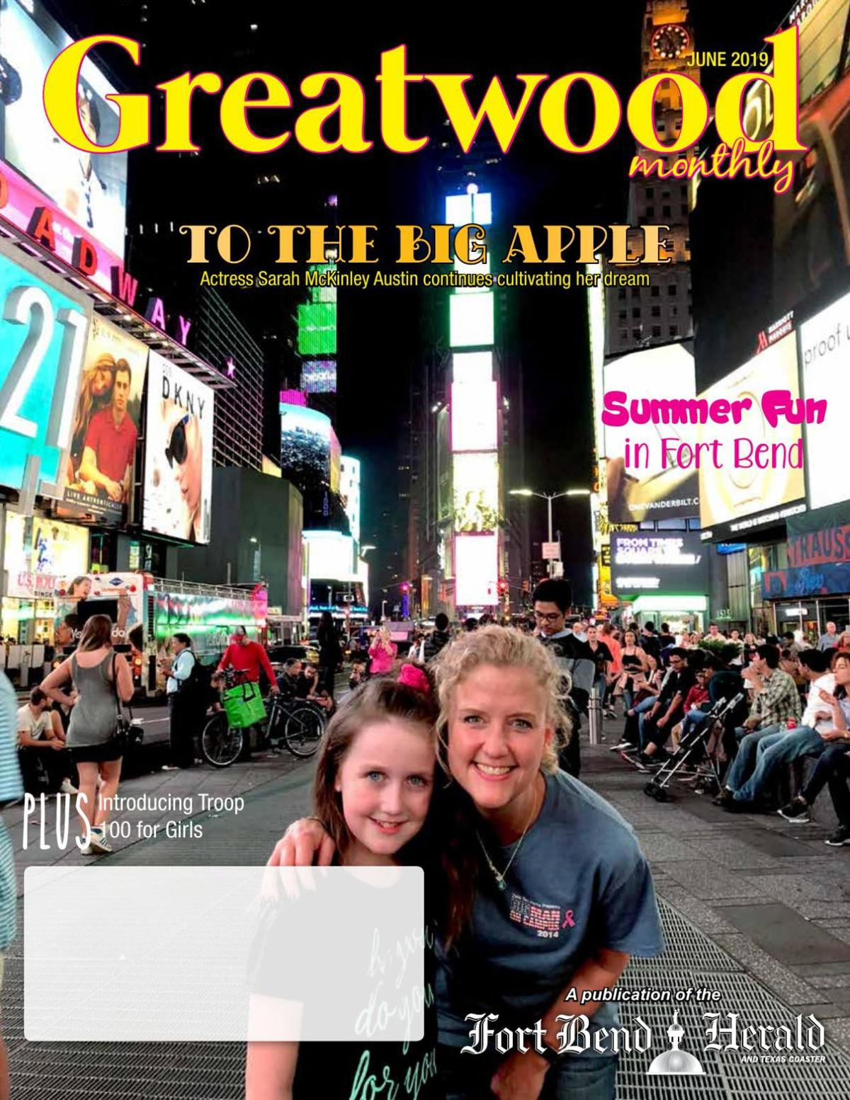 Greatwood Monthly: June 2019