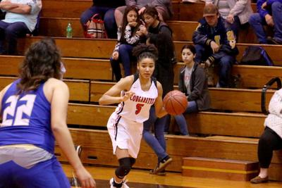 Cougarettes fall to Lady Hornets in season finale