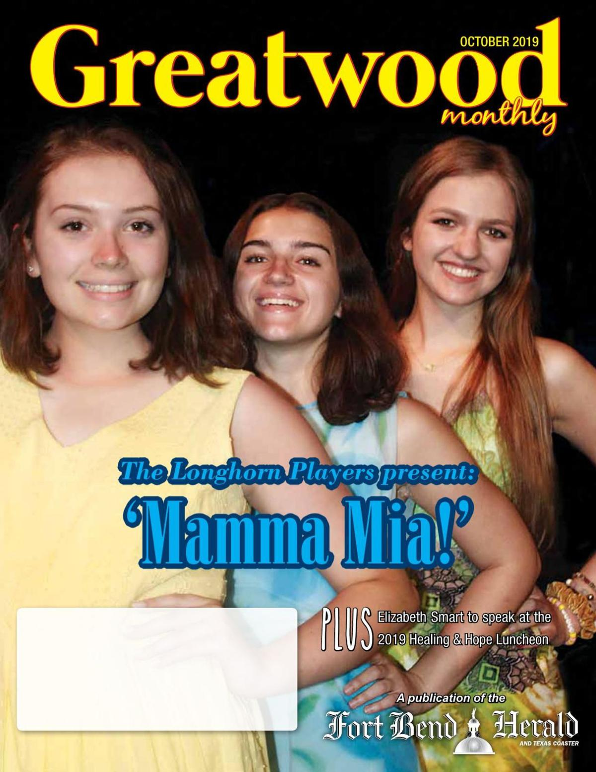 Greatwood Monthly: October 2019