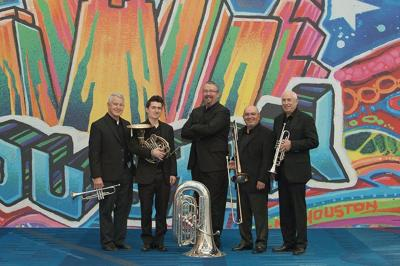 SECOND STREET BRASS TO PEFORM PATRIOTIC CONCERT AT GEORGE MEMORIAL LIBRARY