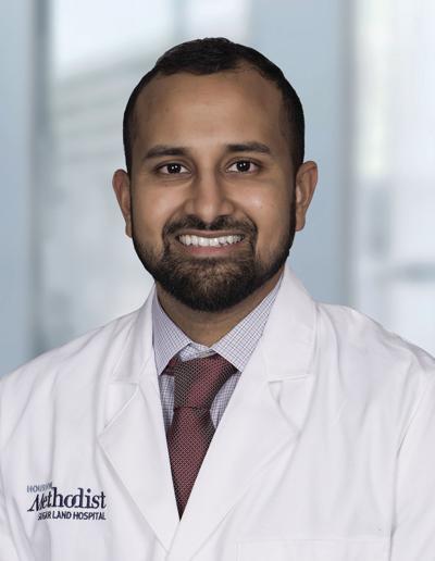 Dr. Mohammed Bari, Rheumatology