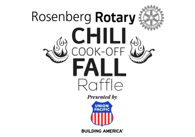 Rotary Club to hold 4th annual Chili Cook-Off and Fall Raffle