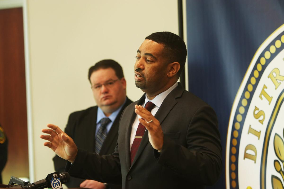 DA urges parents to have a conversation with their children if they've come into contact with Crowley