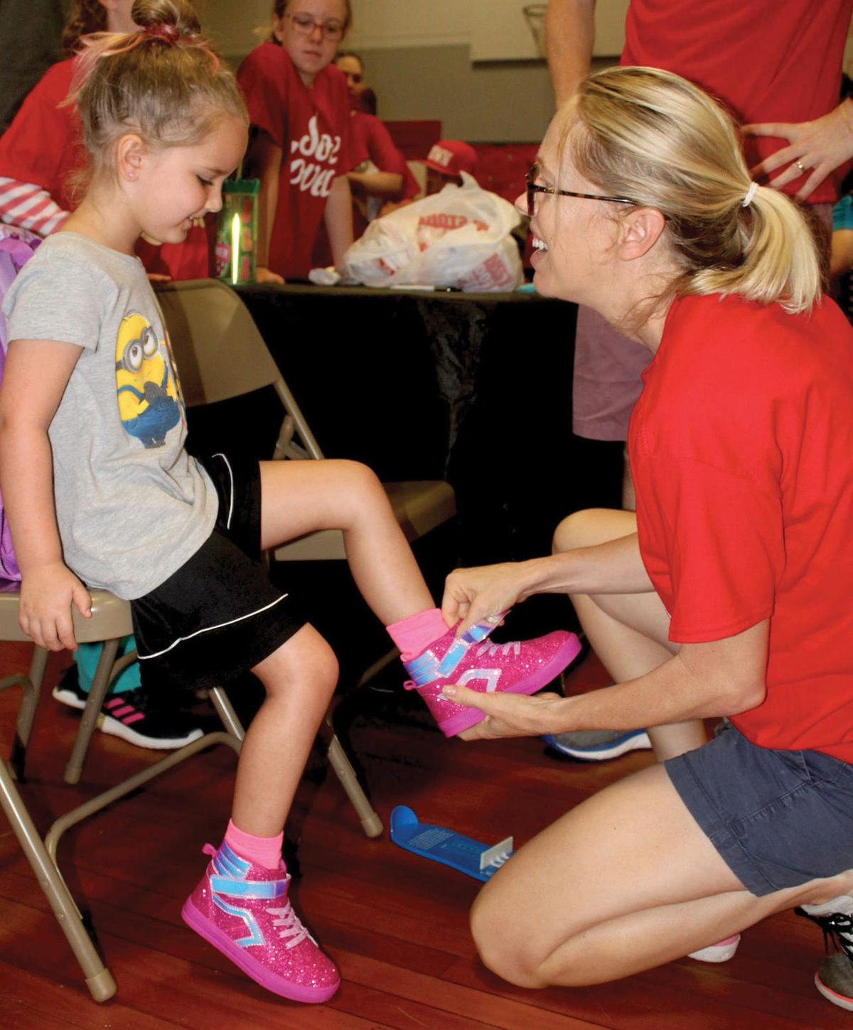Back-to-School Fair helps students start year on right foot