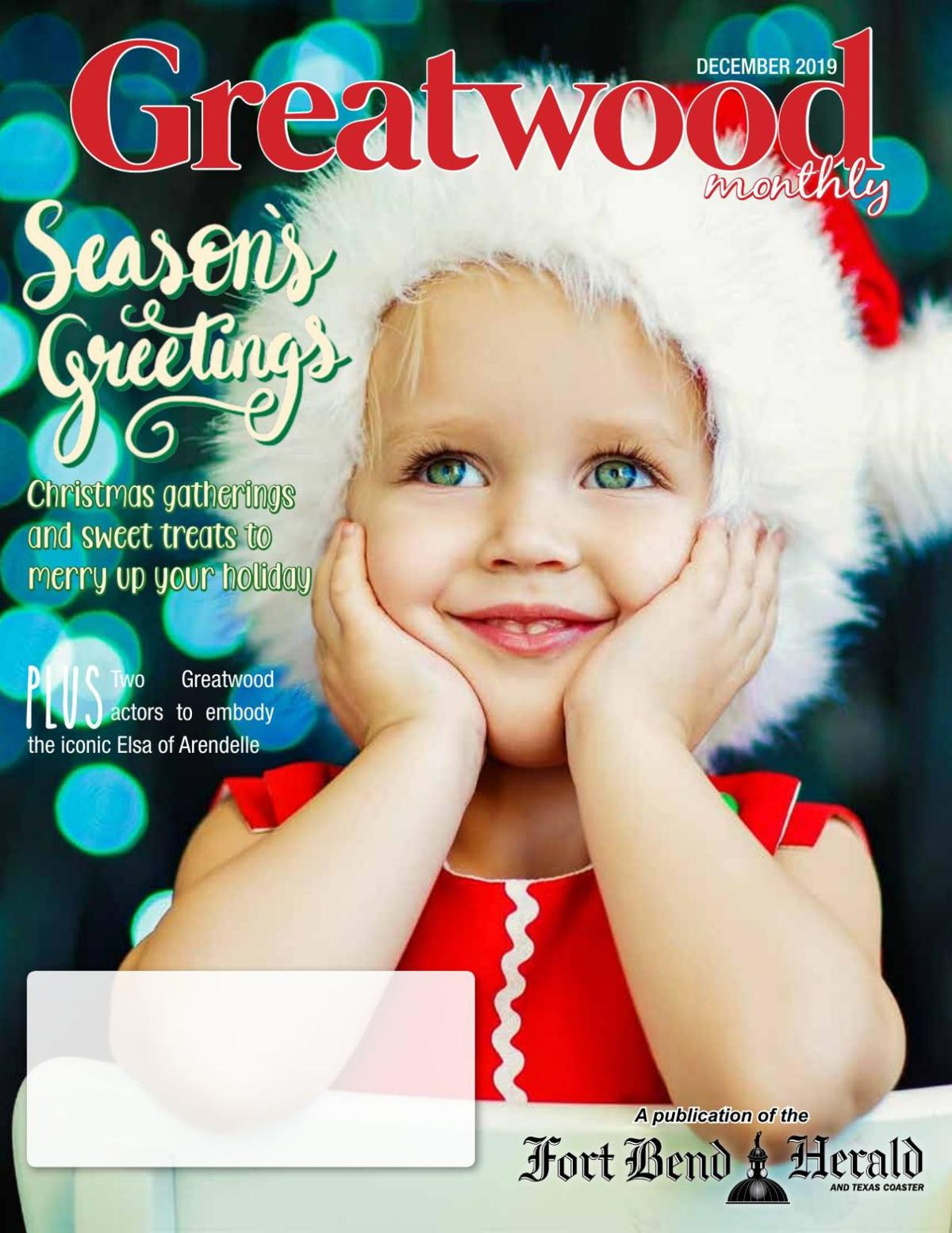 Greatwood Monthly: December 2019