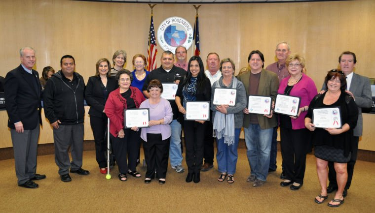KRB Holiday Lighting and Decorating Contest Awardees