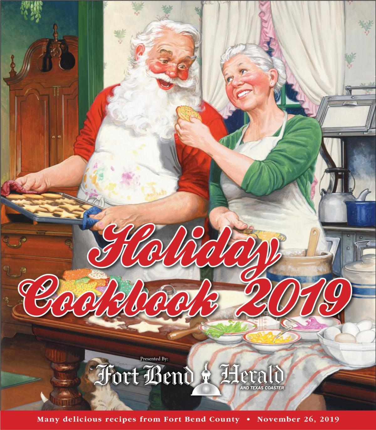 The 2019 Herald Cookbook