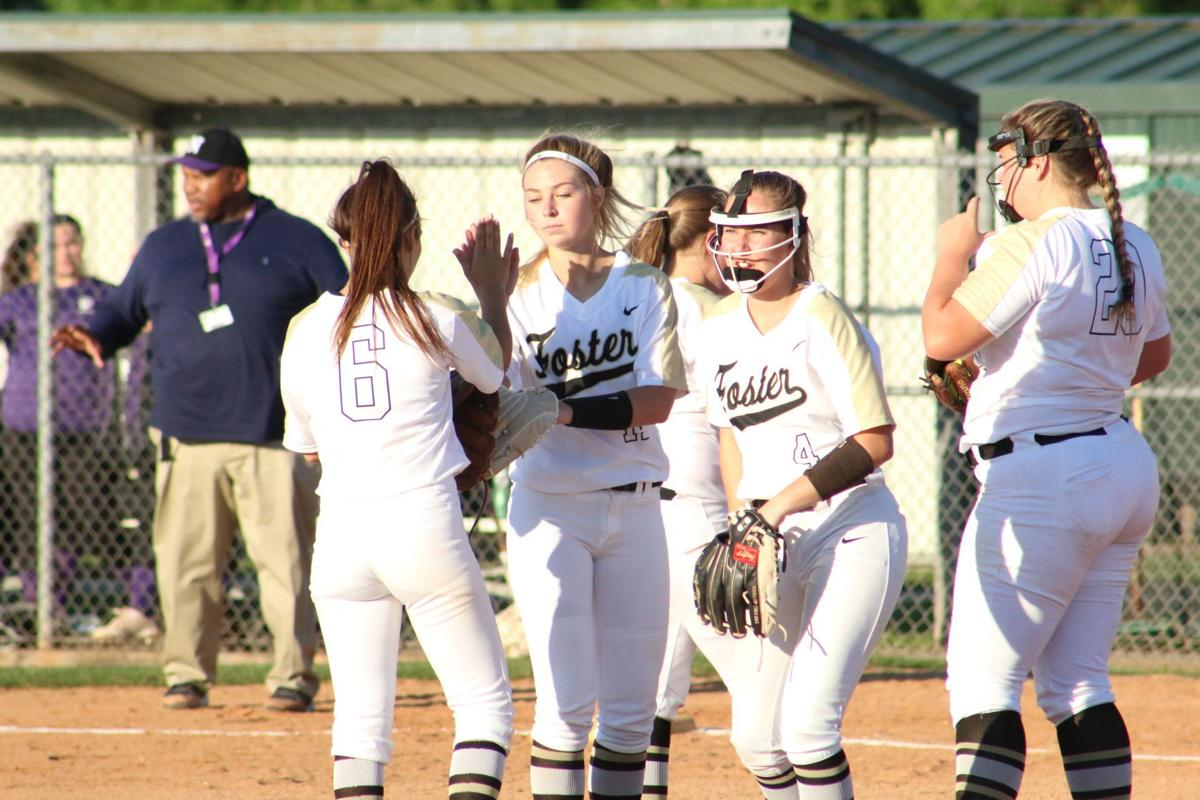 Lady Falcons rout Northside