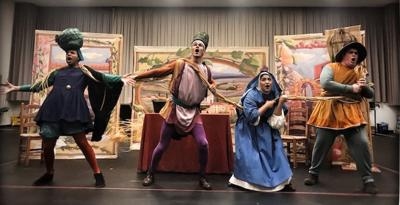 CHILDREN'S OPERA STREGA NONA TO BE PERFORMED AT LIBRARIES