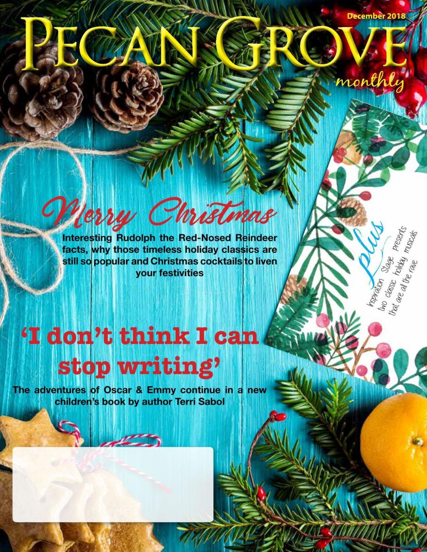Pecan Grove Monthly: December 2018