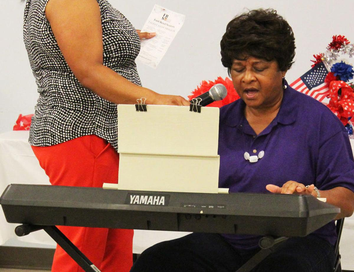 Fort Bend seniors show off their talents