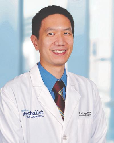 Tony Lu, MD