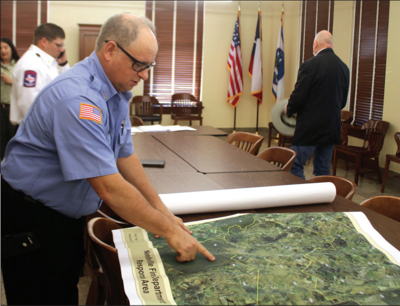 Needville Fire Department lays out new wildfire prevention strategy