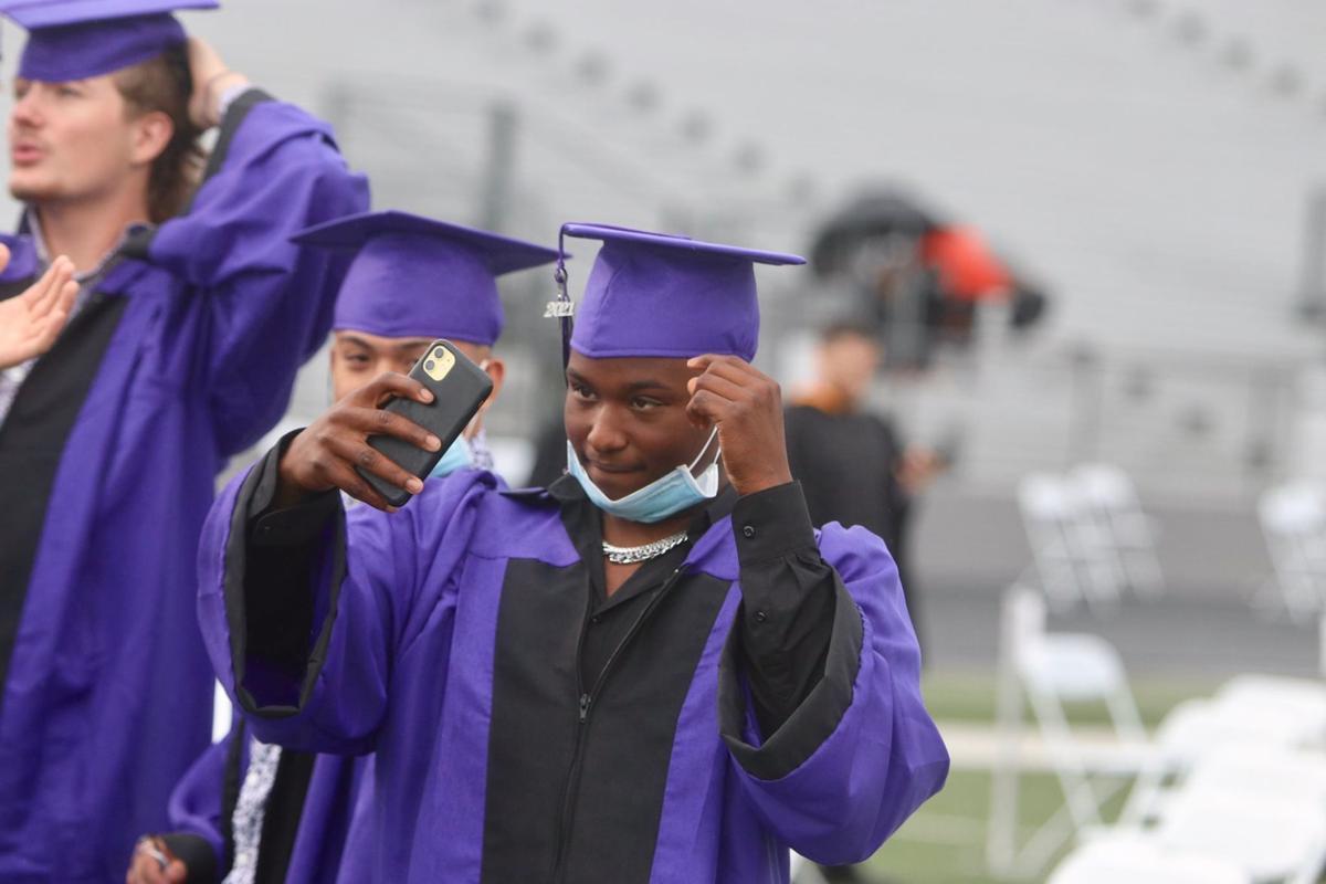 2021 Fulshear High School commencement