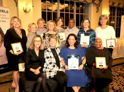 Child Advocates of Fort Bend Volunteer Council Named Child Advocate of the Year