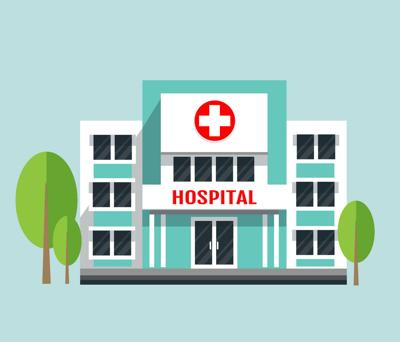 Hospitals lay off, re-purpose some staff