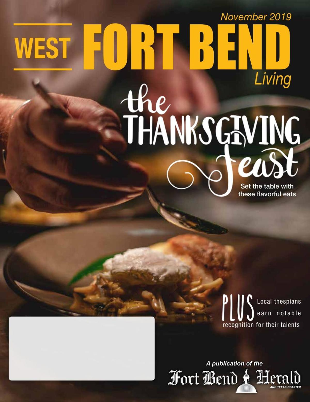 West Fort Bend Living: November 2019