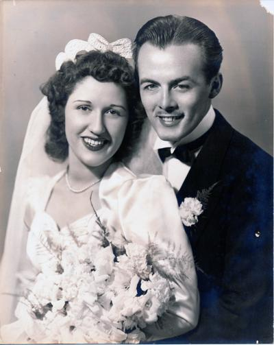 Phillip Howard Kirkham and Gloria Joyce Kirkham