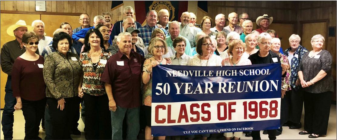 Needville High School Class of 1968