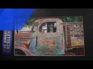 2017 Houston Livestock Show & Rodeo LCISD Art Competition 1