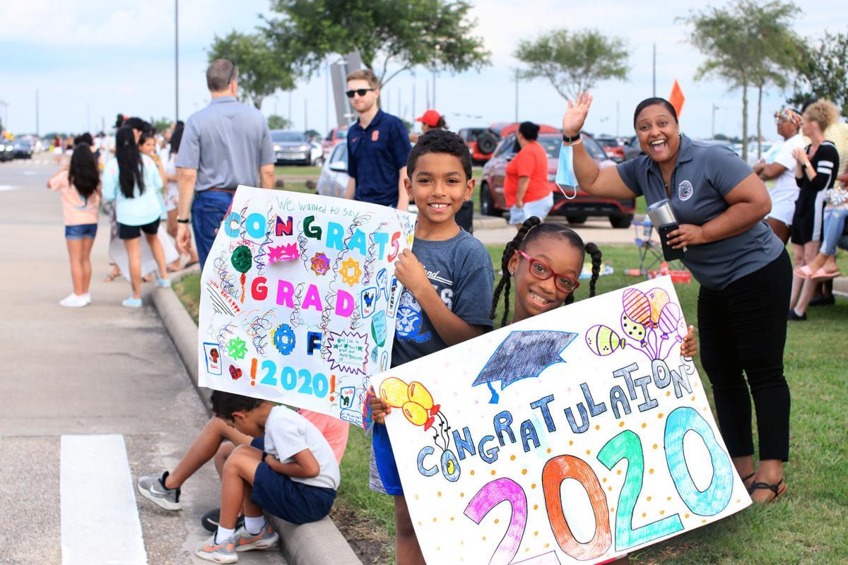 George Ranch High School recognizes seniors