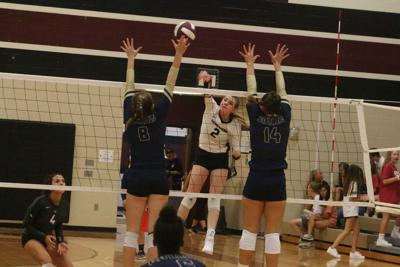 George Ranch falls in five to Klein Collins to open season