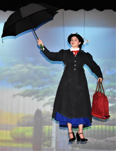 Mary Poppins to visit Needville this weekend