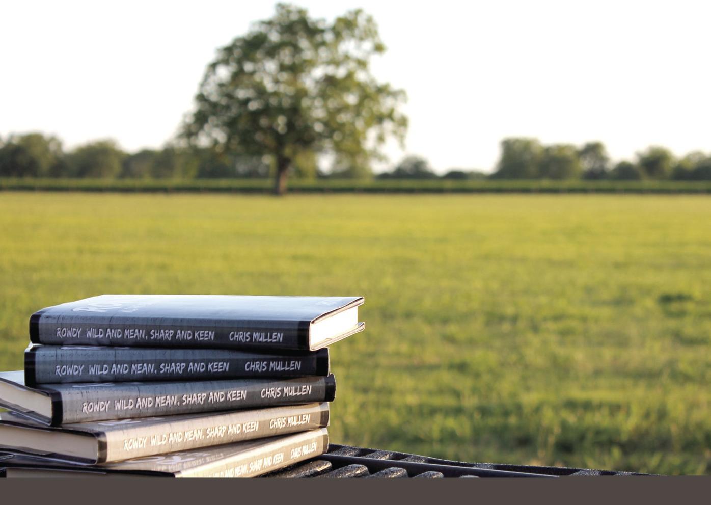 Teacher and storyteller Chris Mullen releases his first novel