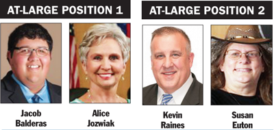 Few voting early in runoff election