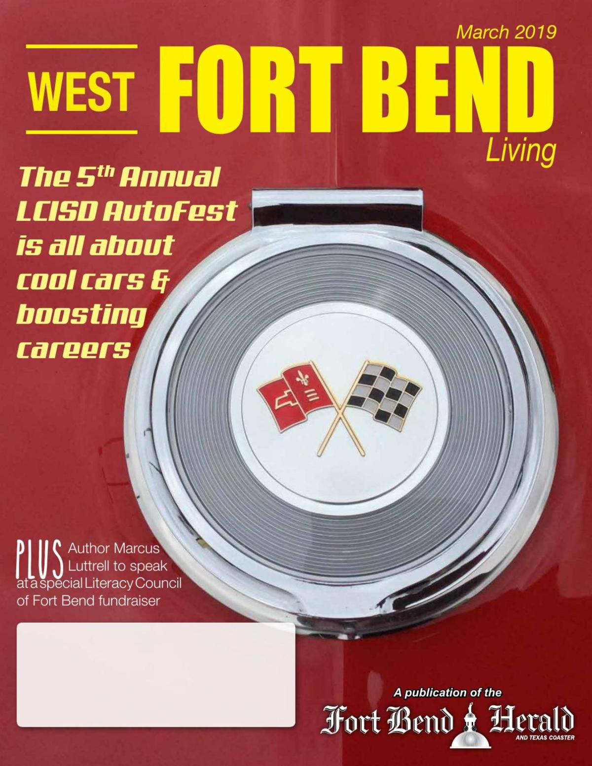 West Fort Bend Living: March 2019