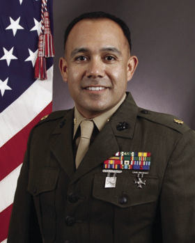 Retired Marine major runs for Congress in TX-22