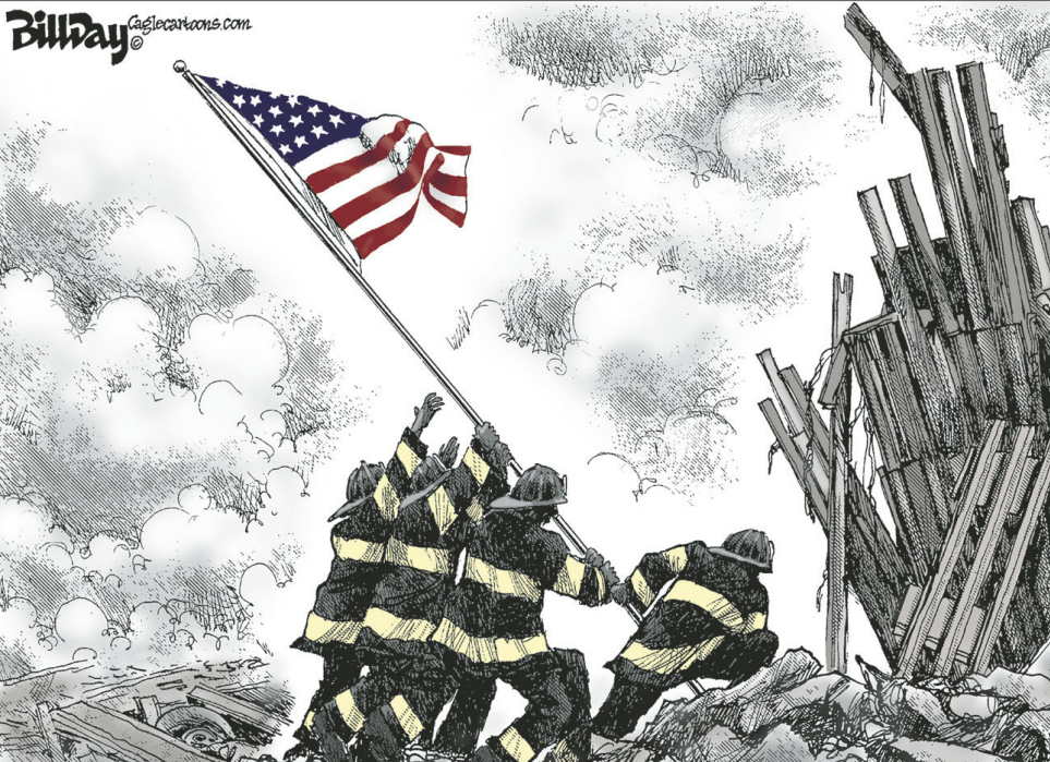 Remembering 9/11, almost 2 decades later