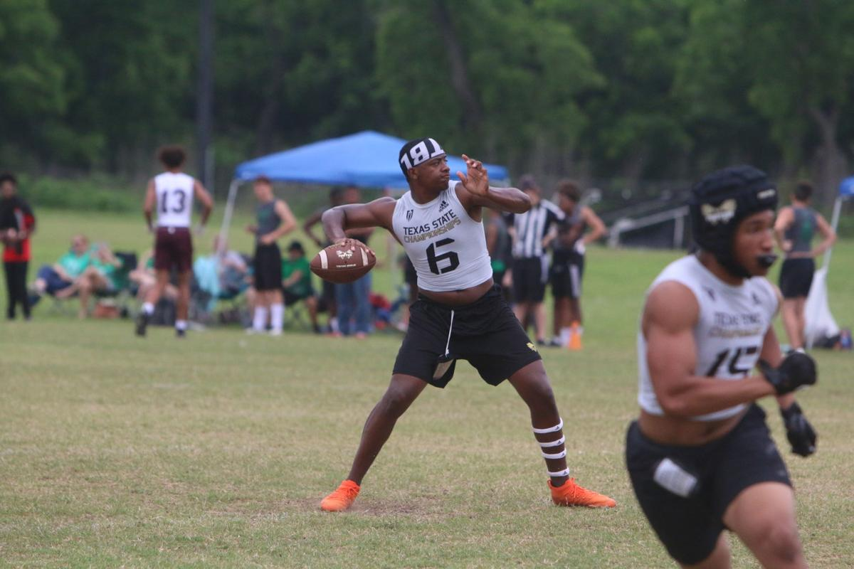 Falcons at 7-on-7 tournament