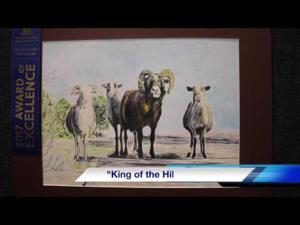 2017 Houston Livestock Show & Rodeo LCISD student art contest 3