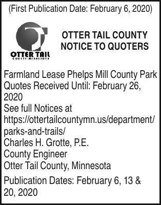 0206 OTC Phelps Mill Farmland Bids