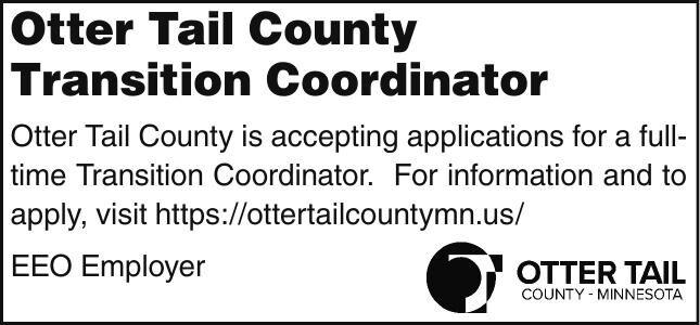 Transition Coordinator