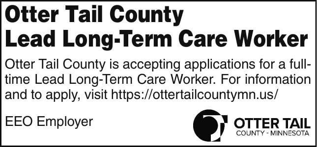 Lead Long Term Care Worker