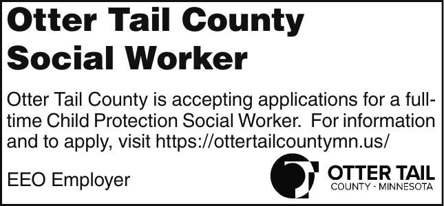 Social Worker - Child Protection