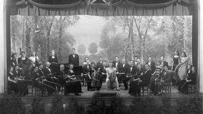 Fergus Falls Civic Orchestra 1947