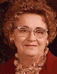 Vera Bendickson 99 Of Henning Obituaries