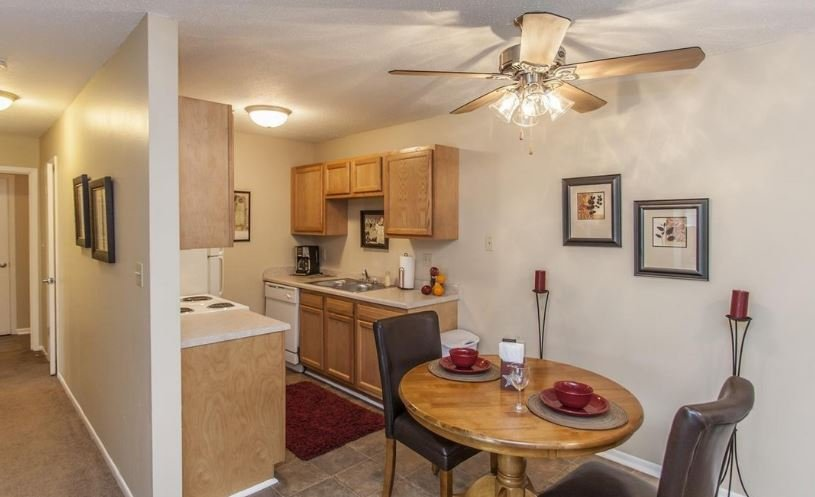 Kimberly Park Apartments - 2 br Deluxe
