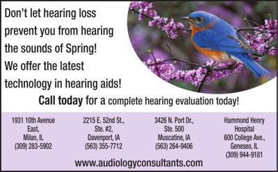 AUDIOLOGY CONSULTANTS - Ad from 2016-11-04