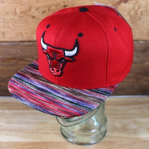 Mitchell & Ness Chicago Bulls Snapback